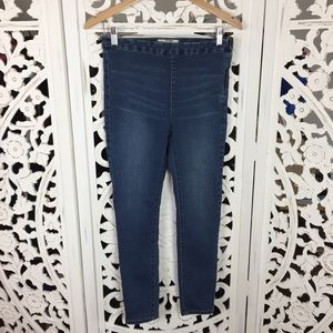 Free People High Rise Jeggings Jeans 28